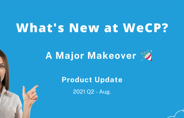 Product Update WeCP (We Create Problems)